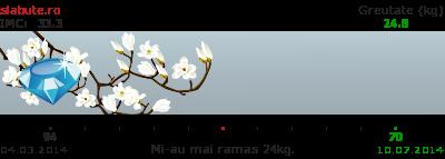 Ticker slabit roseadria
