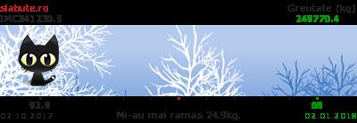 Ticker slabit ralucacristina