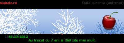 Ticker secundar slabit pentru corina135792468